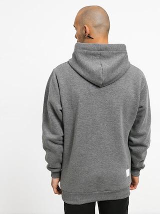 Bluza z kapturem El Polako Mini Logo HD (grey)