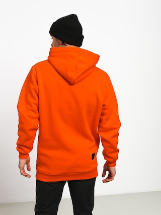 Bluza z kapturem El Polako Mini Logo HD (orange)