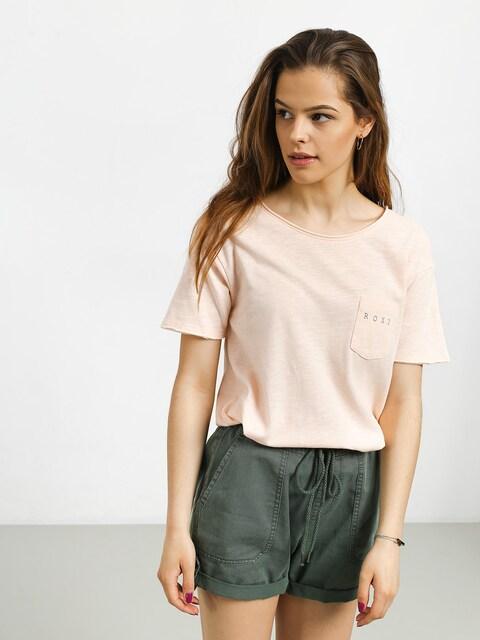 T-shirt Roxy Star Solar B Wmn (cloud pink)
