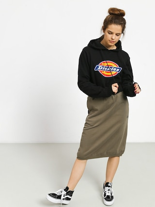 Bluza z kapturem Dickies Nevada HD Wmn (black)