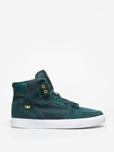 Buty Supra Vaider (evergreen/gold white)