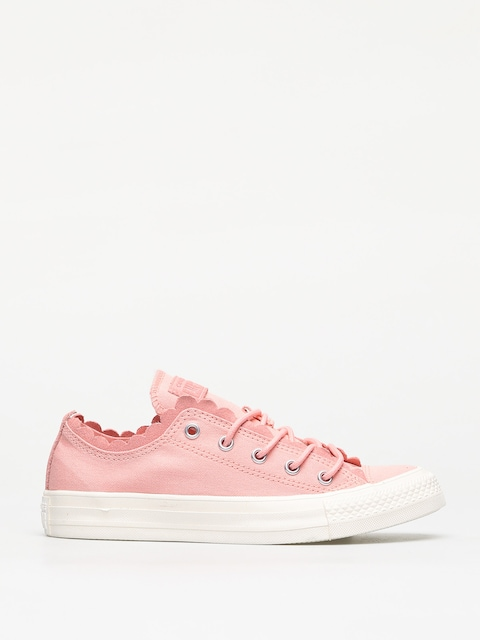 Trampki Converse Frilly Thrills Chuck Taylor All Star Ox Wmn (bleached coral/bleached coral)