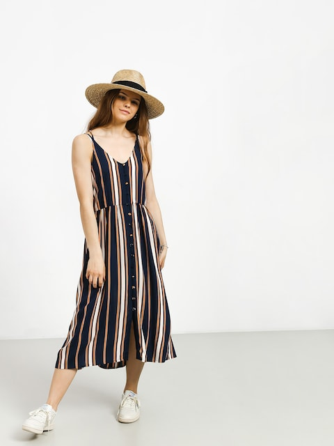 Sukienka Roxy Sunset Beauty Wmn (dress blue macy stripe)