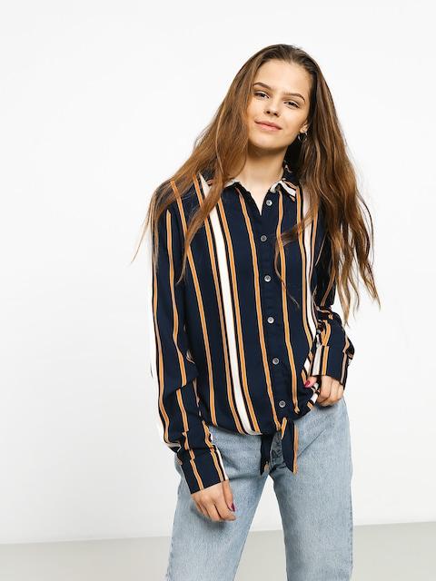 Koszula Roxy Suburb Vibes Wmn (dress blue macy stripe)