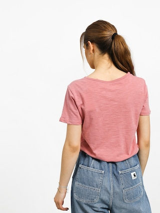 T-shirt Roxy Red Sunset A Wmn (brandied apricot)
