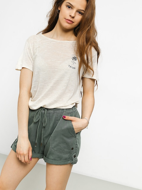 T-shirt Roxy Stay Chill B Wmn (gray sand)