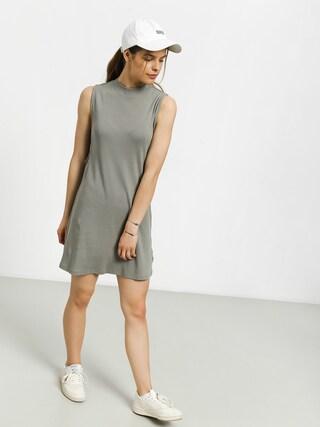 Sukienka RVCA Talin Wmn (grey mist)