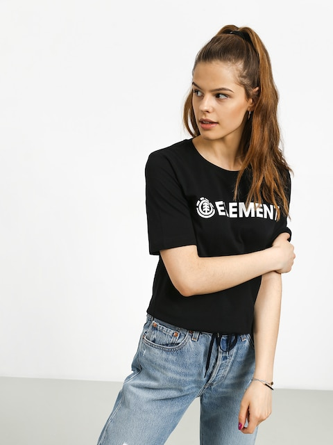 T-shirt Element Element Logo Wmn