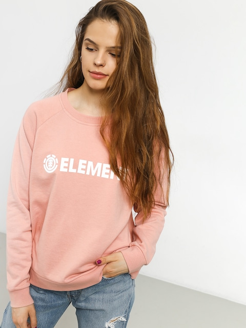 Bluza Element Logic Crew Wmn (peach)