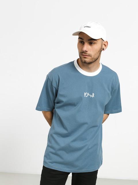 T-shirt Polar Skate Offside (grey blue/white)