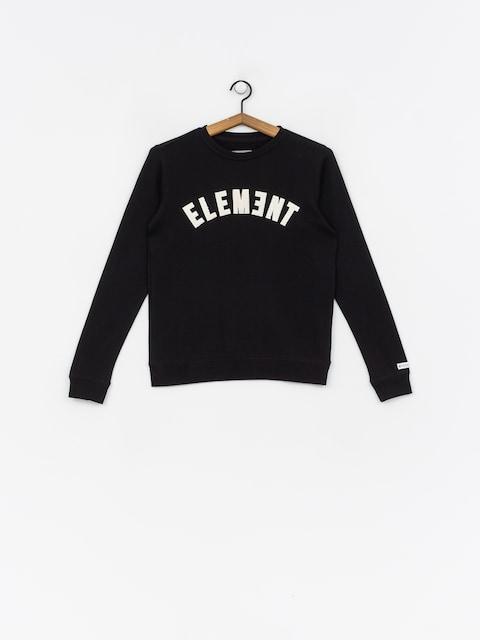 Bluza Element Logo Fleece Wmn (black)