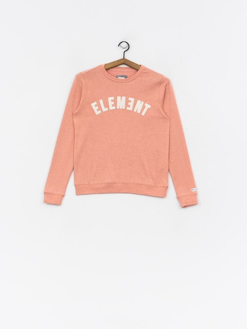 Bluza Element Logo Fleece Wmn (peach)