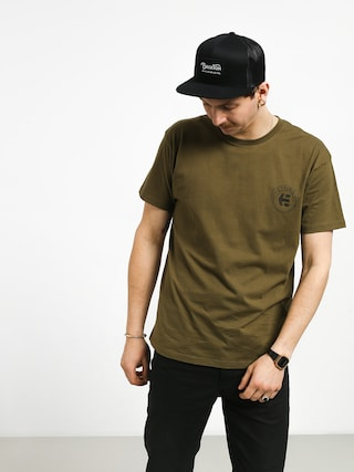 T-shirt Etnies Tour (military)