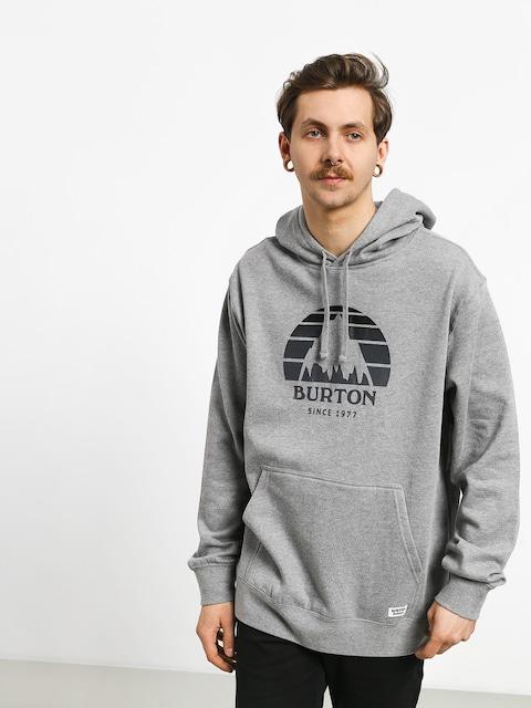 Bluza Burton Underhill (gray heather)
