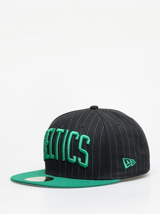 Czapka z daszkiem New Era Nba Pincrown ZD (boston celtics black/green)