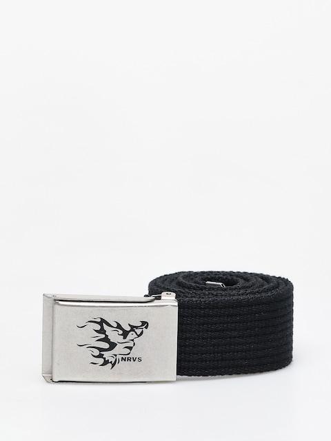 Pasek Nervous Flame (black/silver)