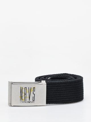 Pasek Nervous Mixed (black/silver)
