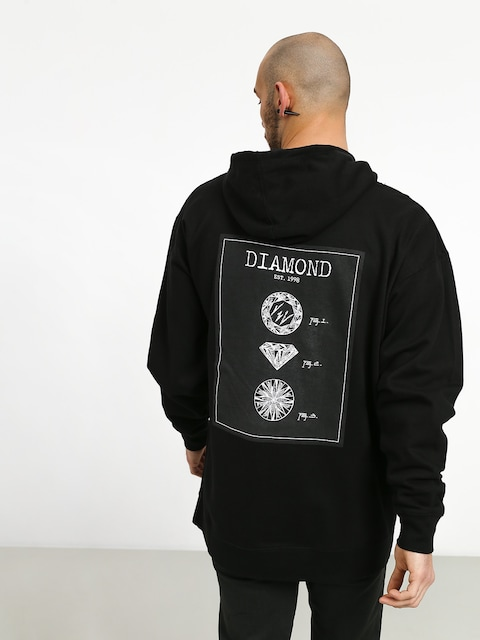 Bluza Diamond Supply Co. Draft (black)