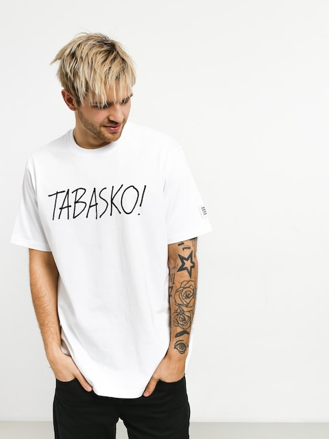 T-shirt Tabasko Tag (white)