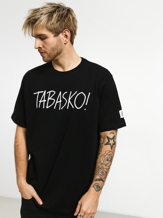 T-shirt Tabasko Tag (black)