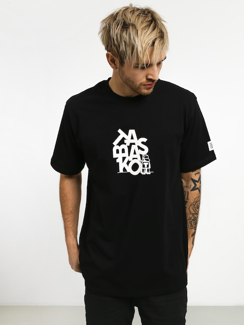 T-shirt Tabasko Mess (black)