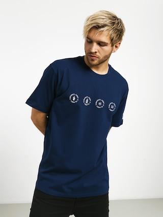 T-shirt Tabasko Circle (navy)