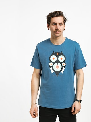 T-shirt Element Hoot (niagara)