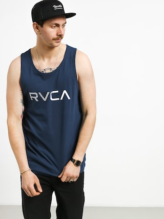 Koszulka RVCA Blinded (seattle blue)