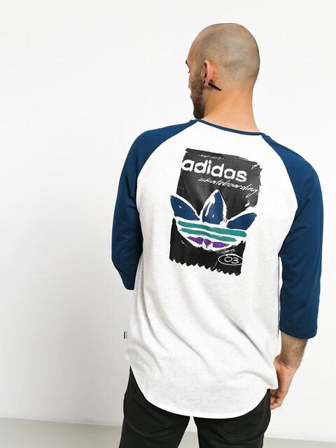 T-shirt adidas Claremont 3/4