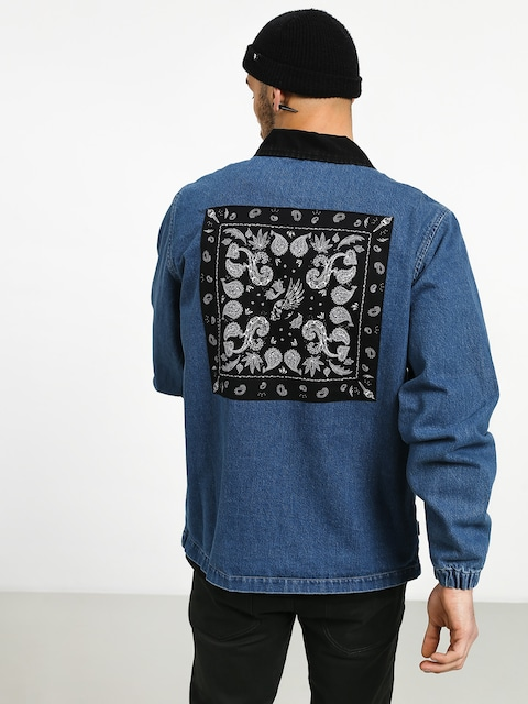 Kurtka Turbokolor Denim Paisley (blue)
