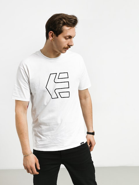T-shirt Etnies Icon (white)