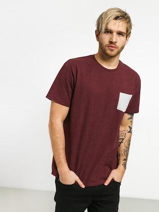 T-shirt Etnies Moses (burgundy)
