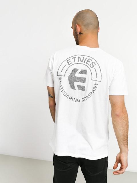 T-shirt Etnies Tour (white)