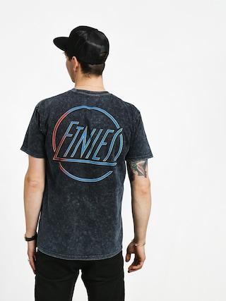 T-shirt Etnies Retro (indigo)