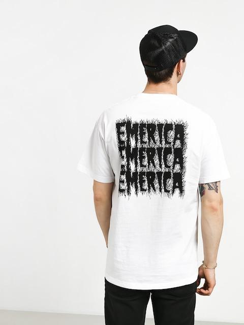 T-shirt Emerica Scan (white)