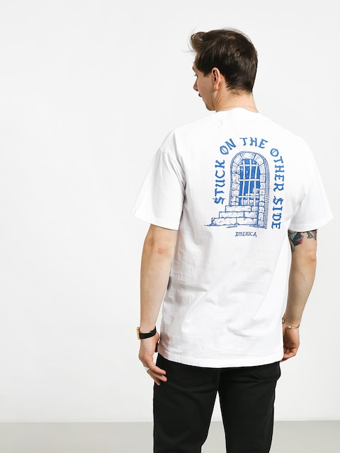 T-shirt Emerica Gateway (white)