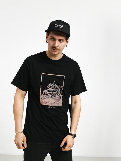 T-shirt Emerica Burner (black)