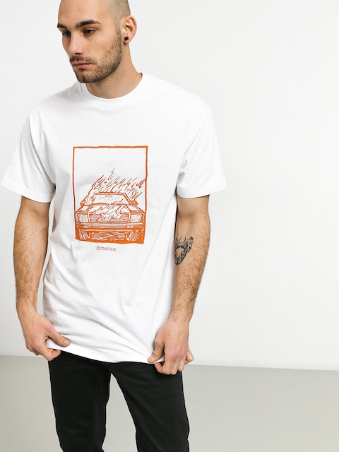 T-shirt Emerica Burner