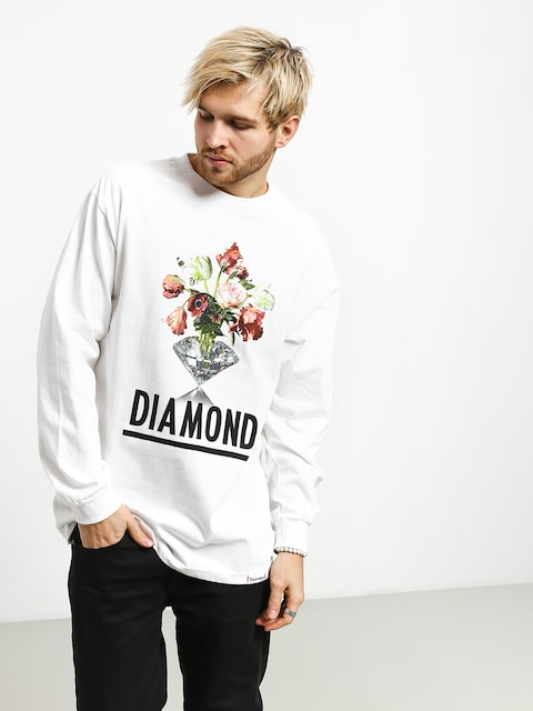 Longsleeve Diamond Supply Co. Pollination