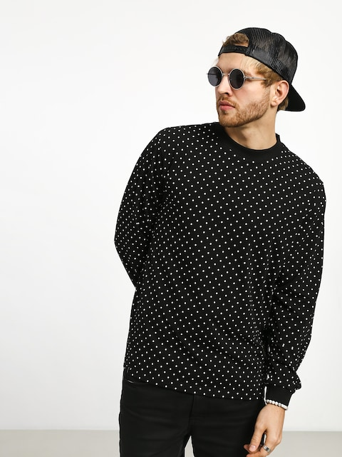 Longsleeve The Hive Dots (black)