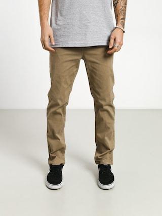 Spodnie Etnies Essential Straight Chino (khaki)