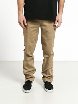 Spodnie Etnies Essential Slim Chino (khaki)
