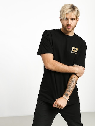 T-shirt Emerica Brand Combo (black/gold)