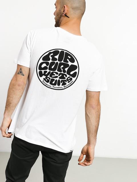 T-shirt Rip Curl Original Wetty (optical white)