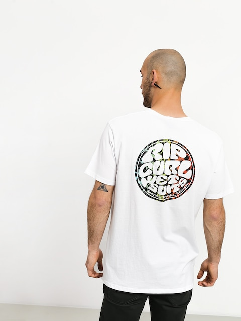 T-shirt Rip Curl Rider'S (optical white)