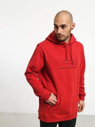Bluza z kapturem Rip Curl Daily Fleece HD (red)