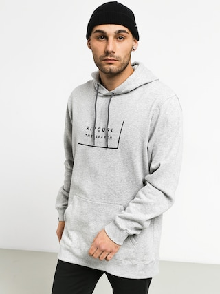 Bluza z kapturem Rip Curl Daily Fleece HD (cement marle)