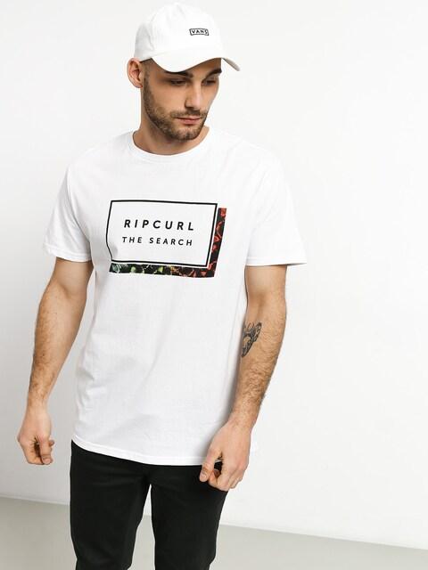 T-shirt Rip Curl Pro Model (optical white)