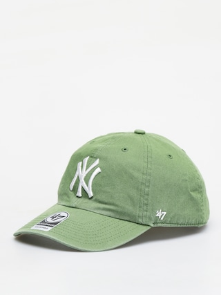 Czapka z daszkiem 47 Brand New York Yankees ZD (fatigue green)