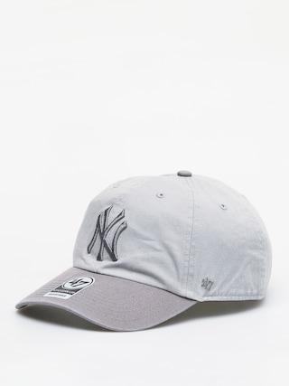 Czapka z daszkiem 47 Brand New York Yankees Two Tone Two Tone ZD (storm)